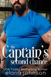 The Captain's Second Chance by Elana Johnson