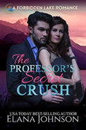 The Professor's Secret Crush by Elana Johnson