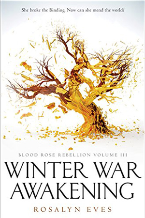 Winter War Awakening by Rosalyn Eves