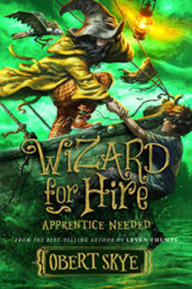 Apprentice Needed by Obert Skye