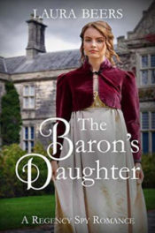 The Baron's Daughter by Laura Beers