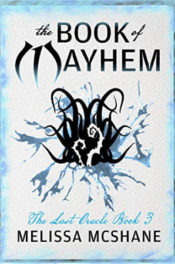 The Book of Mayhem by Melissa McShane