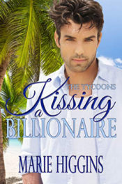 Kissing a Billionaire by Marie Higgins