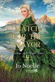Match for the Mayor by Jo Noelle