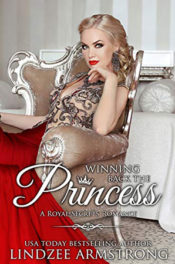 Winning Back the Princess by Lindzee Armstrong