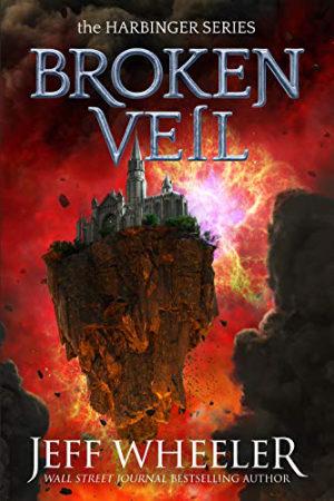 Harbinger: Broken Veil by Jeff Wheeler
