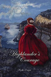 Highlander's Courage by Kylie Casper