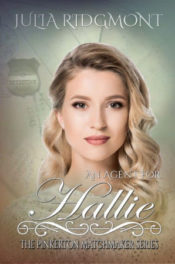 An Agent for Hallie by Julia Ridgemont