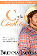 C is for Cowboy by Brenna Jacobs