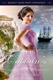 The Captain's Lady by Sara Cardon