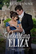 Courting Eliza by Karen Lynne