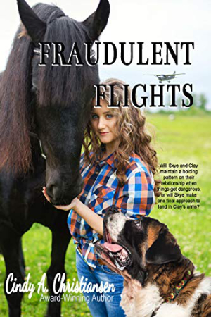 Fraudulent Flights by Cindy A. Christiansen