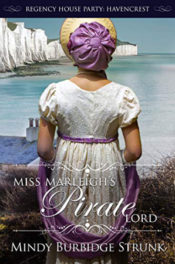 Miss Marleigh's Pirate Lord by Mindy Burbidge Strunk