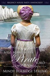Miss Marleigh's Pirate Lord by Mindy Burbidge Strunk