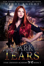 Spark of Tears by Wendy Knight