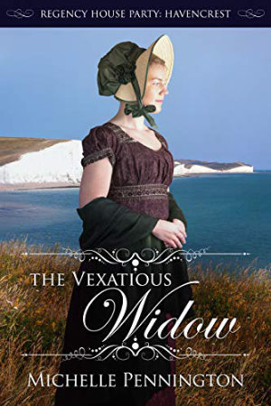The Vexatious Widow by Michelle Pennington