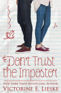 Rockford High: Don't Trust the Imposter by Victorine E. Lieske