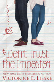Don't Trust the Imposter by Victorine E. Lieske