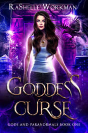 Goddess Curse by RaShelle Workman