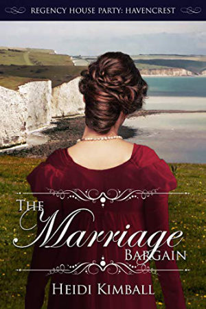 The Marriage Bargain by Heidi Kimball