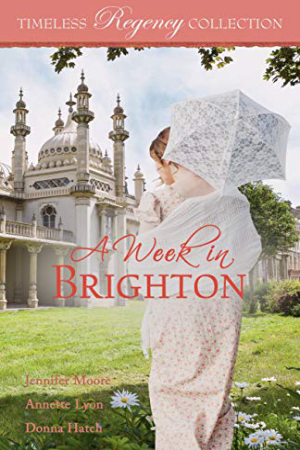 A Week in Brighton TImeless Regency
