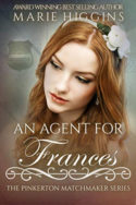 An Agent for Frances by Marie Higgins