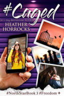 #Caged by Heather Horrocks