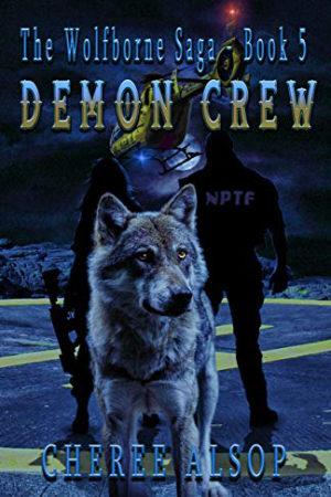 Wolfborne Saga: Demon Crew by Cheree Alsop