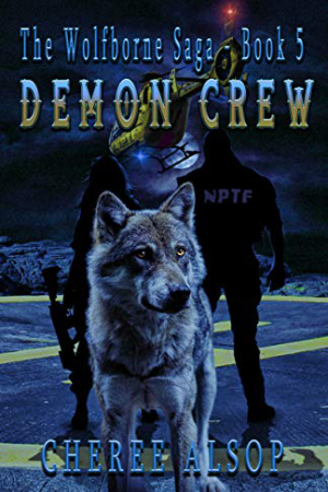Wolfborne Saga: Demon Crew by Cheree Alsop
