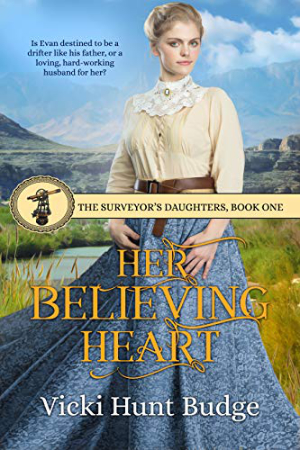 Her Believing Heart by Vicki Hunt Budge