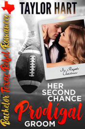 Her Second Chance Prodigal Groom by Taylor Hart