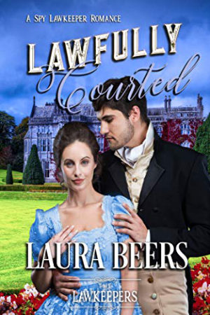 Lawfully Courted by Laura Beers
