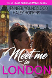 Meet Me in London by Jennifer Youngblood