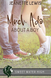 Much Ado About a Boy by Jeanette Lewis