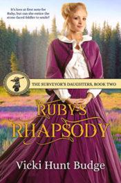 Ruby's Rhapsody by Vicki Hunt Budge