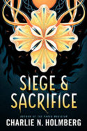 Numina: Siege and Sacrifice by Charlie N. Holmberg