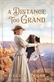 A Distance Too Grand by Regina Scott