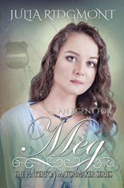 An Agent for Meg by Julia Ridgmont