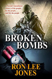 Broken Bombs by Ron Lee Jones