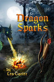 Dragon Sparks by Lea Carter