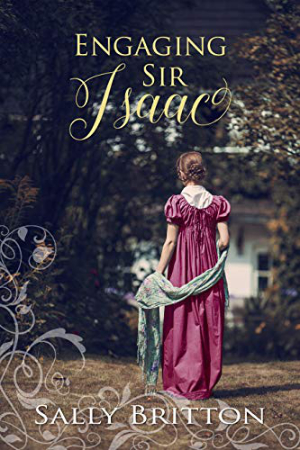 Engaging Sir Isaac by Sally Britton
