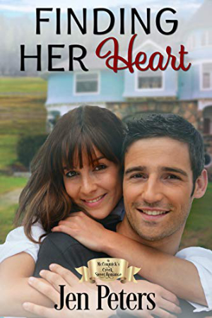 Finding Her Heart by Jen Peters