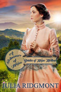 A Glimmer of Hope by Julia Ridgmont