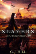 Slayers: Into the Firestorm by C.J. Hill