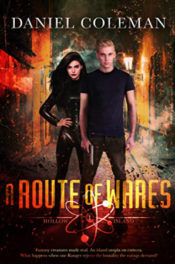 A Route of Wares by Daniel Coleman