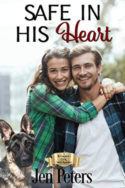 Safe in His Heart by Jen Peters