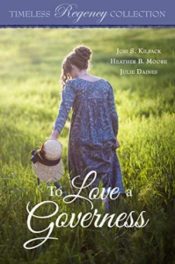 Timeless Regency: To Love a Governess