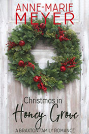 Christmas in Honey Grove by Anne-Marie Meyer