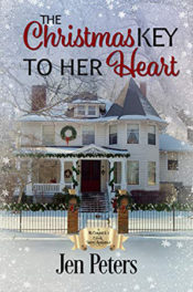 The Christmas Key to Her Heart by Jen Peters