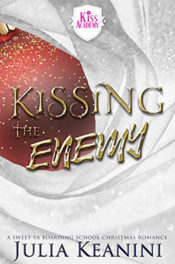 Kissing the Enemy by Julia Keanini